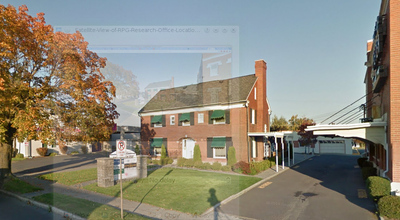 Street View of RPG Research Office Location 20141006a