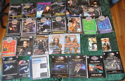 Hawkes RPG Collection Babylon 5 a 20141009a