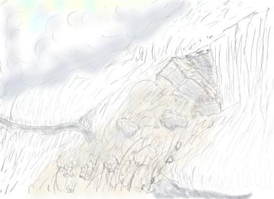 The Rockslide South Eastern Andrast 20130524c 1024